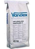 VANDEX  LEVELLING  COMPOUND  LC